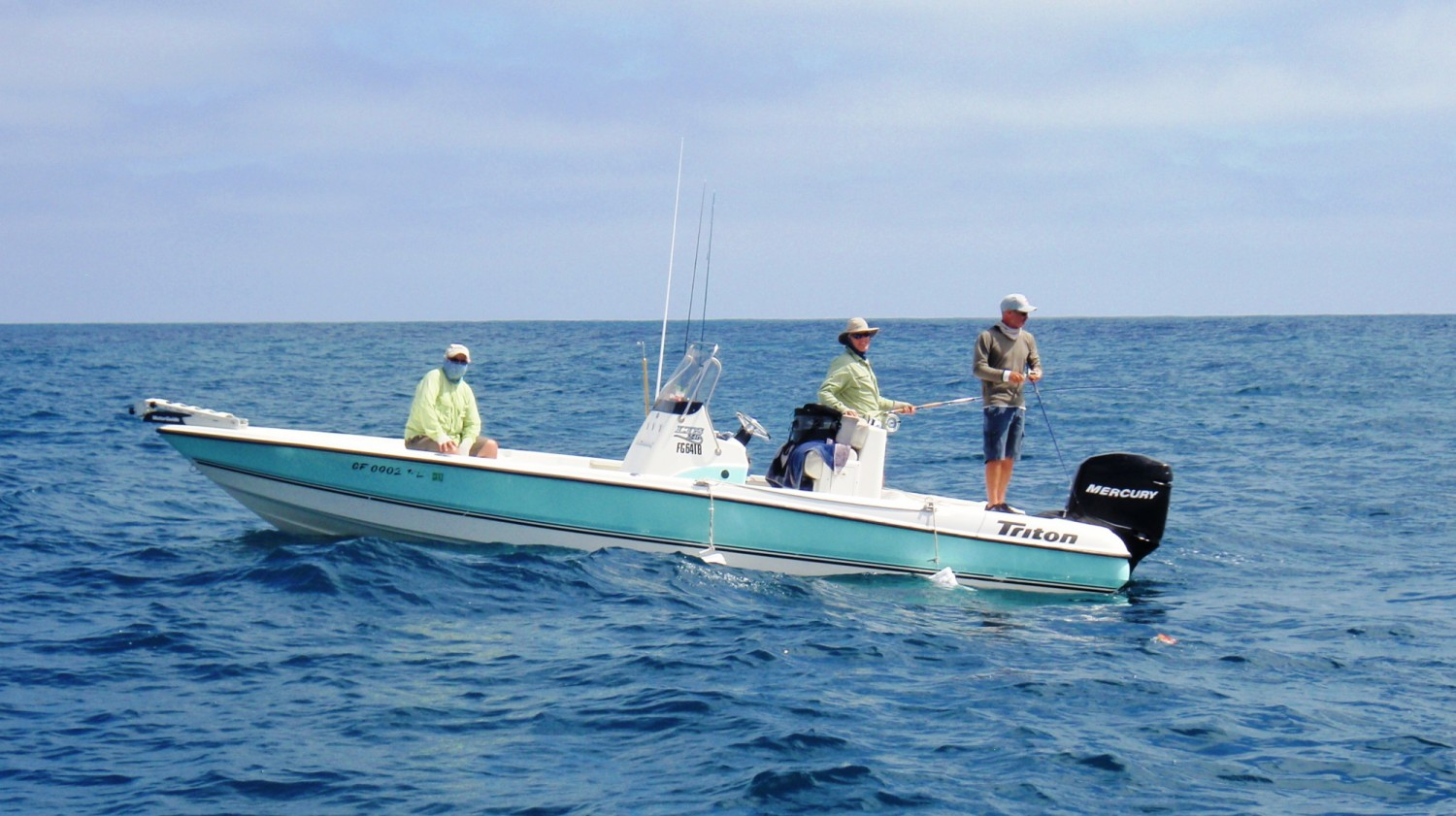 Our fleet on the fly fishing charters for Flying fish fleet