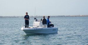 El Jeffe, On the Fly Fishing Charters, California Shark Fishing, San Diego, CA